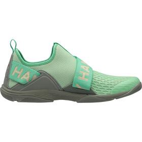 Helly Hansen Hydromoc Chaussures pour activité nautique Femme, light mint/spring bug/shadow